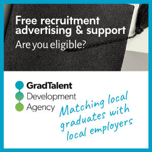 Free Recruitment advertising - are you eligible