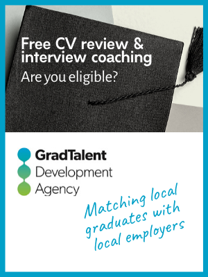 Free CV Review and Interview Coaching - are you eligible