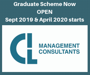 CIL Management Consultants - Graduate Scheme OPEN