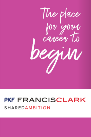 PKK FrancisClark Recruitment Advert