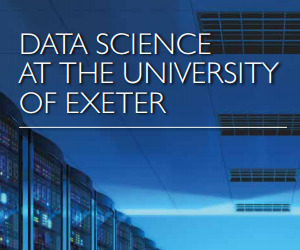 MSc Data Science at the University of Exeter