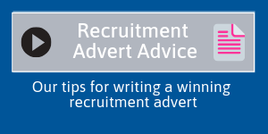 Recruitment Advert Guidance