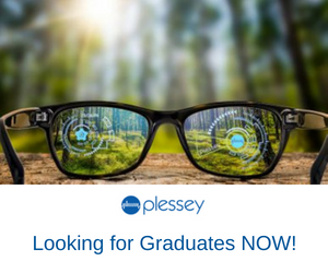 Plessey - looking for graduates NOW!