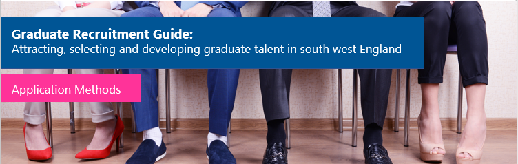 Graduate Recruitment Guide: Application Methods